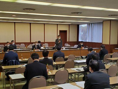愛知県内の私鉄系の労働者の皆さんとからの政策要望及び懇談会です。